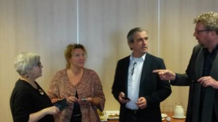 Afspraken tijdens ALV maart 2015