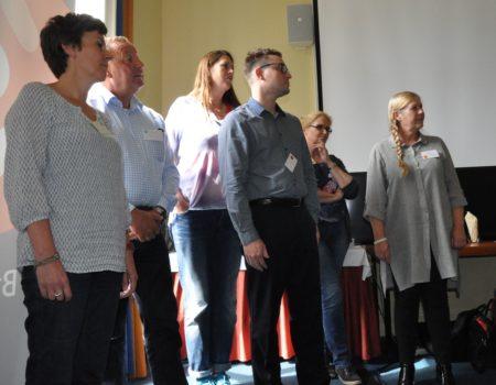 Deelnemers OR-verkiezing 2016