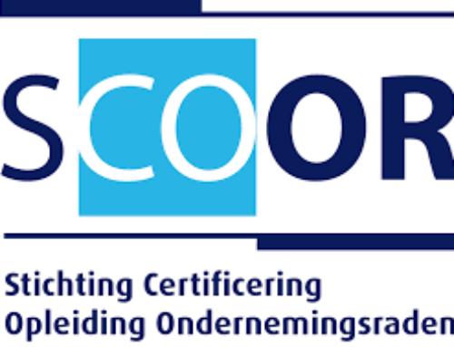 Vernieuwde certificeringsregeling SCOOR (vanaf 01-01-2019)